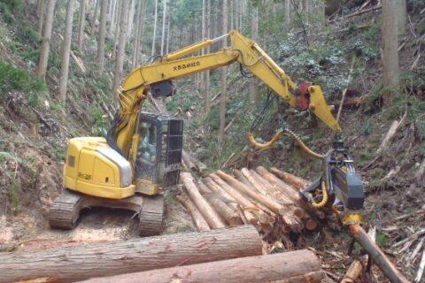 林業作業員