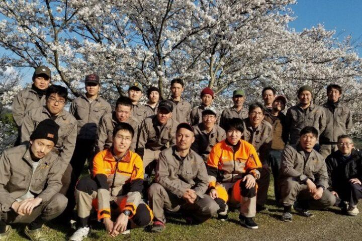林業(素材生産技術者)